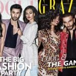 Same Pinch! Ranbir Kapoor's latest mag shoot styling is borrowed from Ranveer Singh!