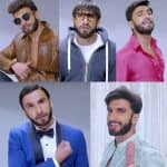 Ranveer Singh SPOOFS Ranbir Kapoor and Saif Ali Khan in his latest ad film - watch video!