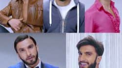 Ranveer Singh SPOOFS Ranbir Kapoor and Saif Ali Khan in his latest ad film – watch video!