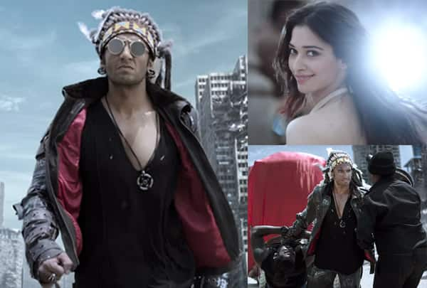 Ranveer Singh and Tamannaah Bhatia's spoof of Mad Max is the BEST thing you will have watched today!