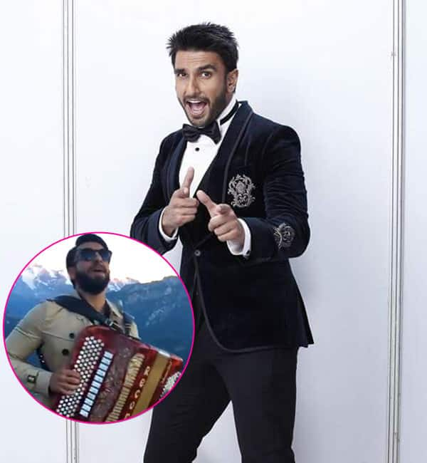 Ranveer Singh sings to 'Confused' tourists and it's damn funny – watch video