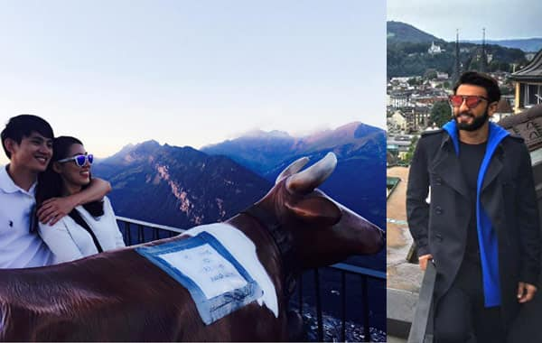 This Korean couple's encounter with Ranveer Singh in Switzerland is HILARIOUS!