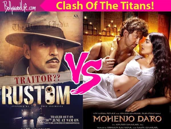 Akshay Kumar's Rustom will BEAT Hrithik Roshan's Mohenjo Daro – read Tarot Predictions!