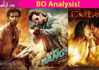 Forget Akshay Kumar's Rustom, Hrithik Roshan's Mohenjo Daro could not beat Bang Bang, Agneepath's opening day collections!