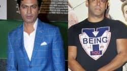 Salman Khan says something SHOCKING about Nawazuddin Siddiqui – watch video!