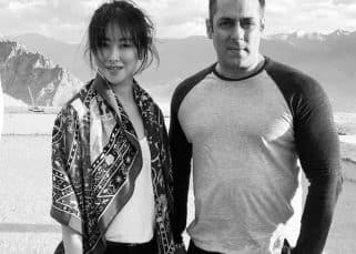 Salman Khan gifts something SPECIAL to his Tubelight co-star Zhu Zhu as a token of love