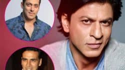 Shah Rukh Khan beats Salman and Akshay to feature on Forbes list of highest paid actors in the world!