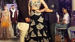 Shraddha Kapoor and Sushant Singh Rajput STEAL the show as they walk for Manish Malhotra at Lakme Fashion Week 2016 – view pics!