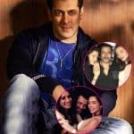 Salman Khan partied with Amy Jackson and Shah Rukh Khan's Fan co-star Waluscha D'souza - view pics!