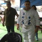 Salman Khan looks dashing as an astronaut on the Bigg Boss set! view pic
