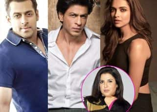 No Shah Rukh Khan, Salman Khan or Deepika Padukone in Farah Khan's next directorial - find out why!