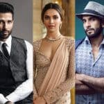 CONFIRMED! Ranveer Singh and Shahid Kapoor to BATTLE it out for Deepika Padukone in Padmavati!