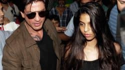 Shah Rukh Khan's protective attitude for daughter Suhana reflects in this video!