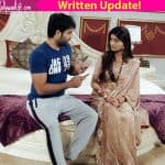 Shakti-Astitva Ke Ehsaas Ki full episode 29th August,2016 written update: Soumya asks Harman to un-button her blouse!