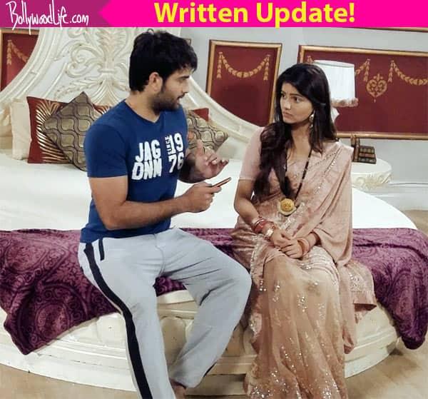 Shakti-Astitva Ke Ehsaas Ki full episode 29th August,2016 written update: Soumya asks Harman to un-button her blouse!