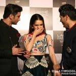 Shraddha Kapoor twirls while Sushant Singh Rajput, Sushmita Sen DAZZLE for Manish Malhotra at LFW 2016! - view HQ pics