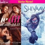 Ae Dil Hai Mushkil or Shivaay : Whose first look did you like the most? vote now!