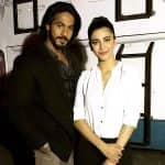 Singham 3 baddie Thakur Anoop Singh is gushing a lot about Shruti Haasan!