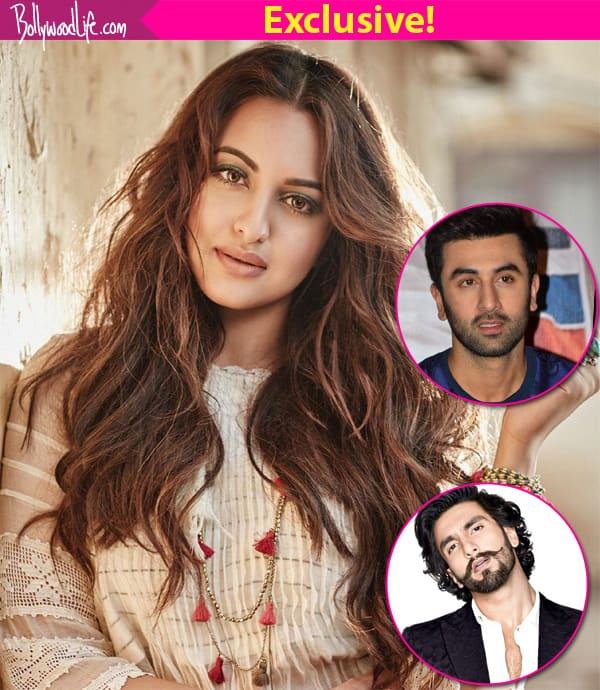 Sonakshi Sinha just REJECTED Ranveer Singh and Ranbir Kapoor – find out why!