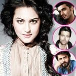 We asked Sonakshi Sinha to rate Hrithik Roshan, Fawad Khan and Arjun Kapoor on the basis of sex appeal and her reply is exactly what we thought it would be!
