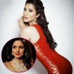 Sophie Choudry's engagement rumours tricked Sridevi into believing it!