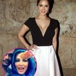 Sunny Leone's idea of heaven is eating Pani Poori - watch video!