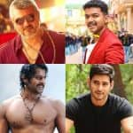 Prabhas, Vijay, Mahesh Babu, Ajith Kumar - Which South superstar has the CRAZIEST fan mania?