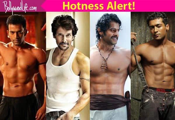Prithviraj, Vikram, Prabhas, Suriya: 7 south poster boys that will make you sweat!