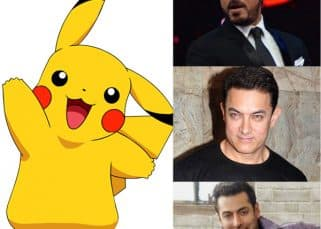 LOL Story of the day - When Shah Rukh Khan, Salman Khan, Aamir Khan's songs captured the ongoing craze of Pokemon Go!