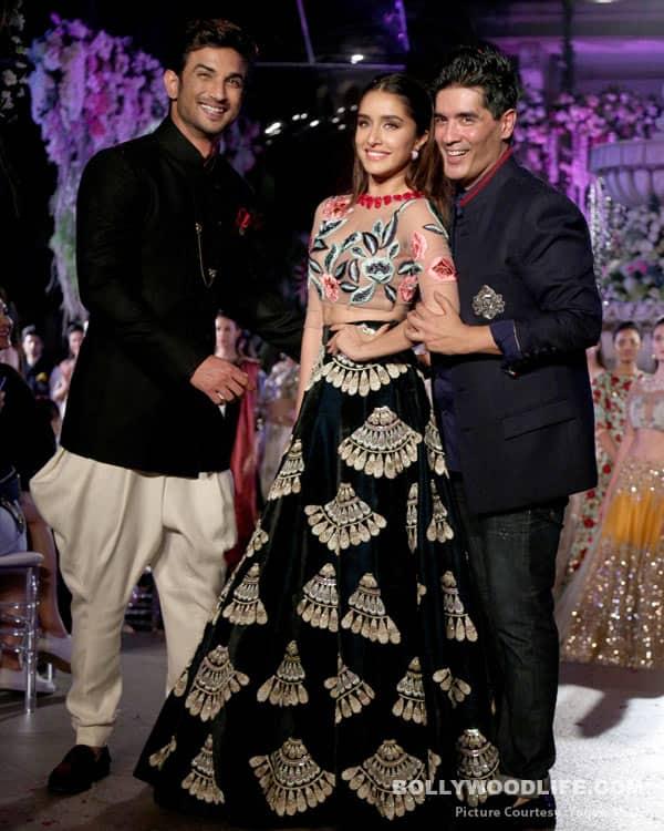 Here's why Shraddha Kapoor and Sushant Singh Rajput walked the ramp for Manish Malhotra at Lakme Fashion Week 2016