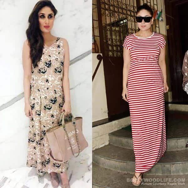 Kareena Kapoor Khan's stylish pregnancy look will give you ...