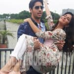 Sidharth Malhotra just cannot stop carrying Katrina Kaif  around and we are jealous- View pics!