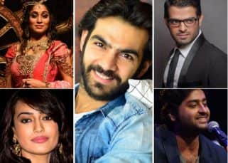 Karan V Grover, Soumya Seth, Karan Patel, Shakti, Mayank Gandhi - A look at TV's newsmakers!