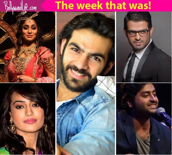 Karan V Grover, Soumya Seth, Karan Patel, Shakti, Mayank Gandhi – A look at TV's newsmakers!