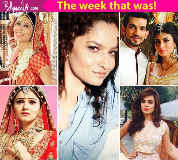 Ankita Lokhande, Aashka Goradia, Arjun Bijlani, Shakti – Astitva Ke Ehsaas Ki – A look at TV's newsmakers!