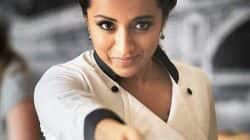 Mohini first look: Trisha is all set to cook up a storm!