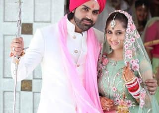 Hunar Ali and Mayank Gandhi's latest pics look straight out of a wedding magazine – view pics!