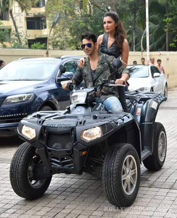 Parineeti Chopra and Varun Dhawan to come together for Judwaa 2?