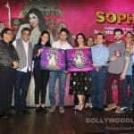 Varun Dhawan launches Sophie Choudry's single Sajan Main Nachungi! view pics