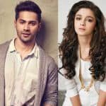 Alia Bhatt just reacted to link up rumours with Varun Dhawan – watch video!