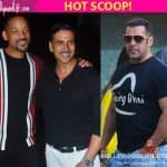 After Akshay Kumar, Will Smith to party with Salman Khan?