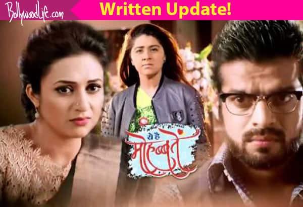 Yeh hai mohabbatein episode 501 written update / Veeram movie