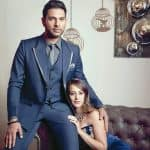 An angry Yuvraj Singh LASHED OUT after fiance Hazel Keech fell prey to racial discrimination!