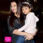 Aishwarya Rai Bachchan's daughter Aaradhya learns to cope with the paparazzi