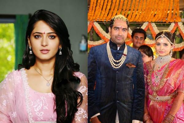 Anushka Shetty gave Krish-Ramya's wedding a MISS coz of this reason?