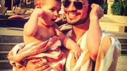 Arjun Bijlani's 1 and half year old son to make his TV debut – details here!
