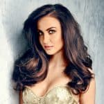 Elli Avram misses the train - takes up the Beat the Booty challenge late!