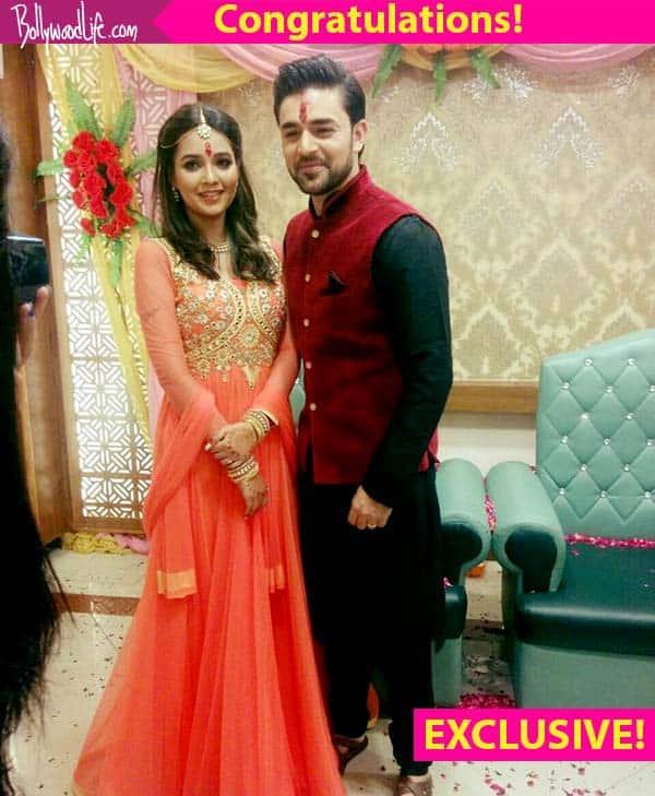 Sasural Simar Ka actress Mansi Srivastava gets engaged to Mohit Abrol!