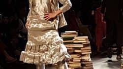 Jacqueline Fernandez sets the ramp on fire as she walks for Rajesh Pratap Singh at the Lakme Fashion Week 2016 – view pics!