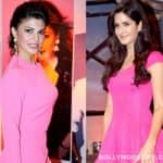 Katrina Kaif gives Jacqueline Fernandez a ROYAL IGNORE - watch video